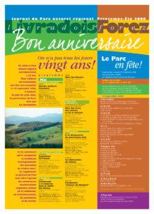 Journal du Parc n°11