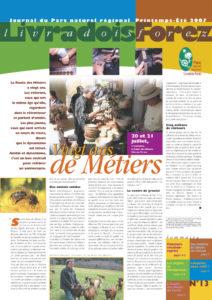 Journal du Parc n°13