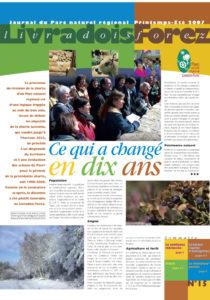 Journal du Parc n°15
