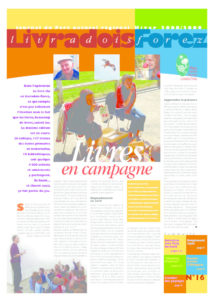 Journal du Parc n°16