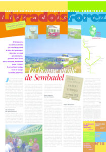 Journal du Parc n°18