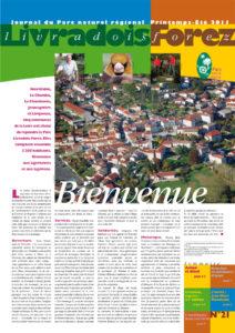 Journal du Parc n°21