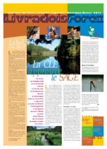 Journal du Parc n°22