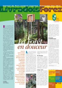 Journal du Parc n°23