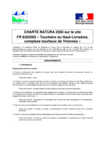 Charte Natura 2000