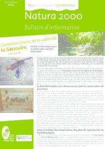 Lettre d'information 2013