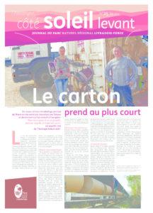 Journal du Parc n°25