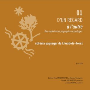 couverture Schéma paysager du Livradois-Forez - Livre 1