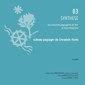 Couverture Schéma paysager du Livradois-Forez - Livre 3