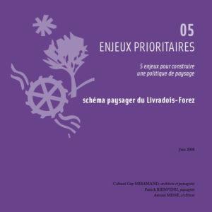 Couverture Schéma paysager du Livradois-Forez - Livre 5