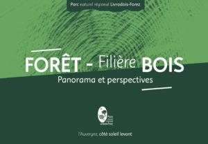 Lien vers la monographie Forêt - Filière bois du PNR Livradois-Forez