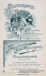 Publicité Gouttefangeas