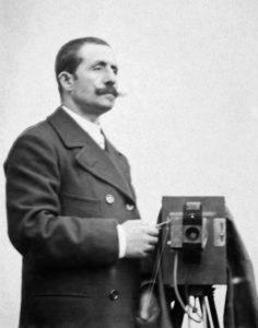 Portrait de Jean Gouttefangeas
