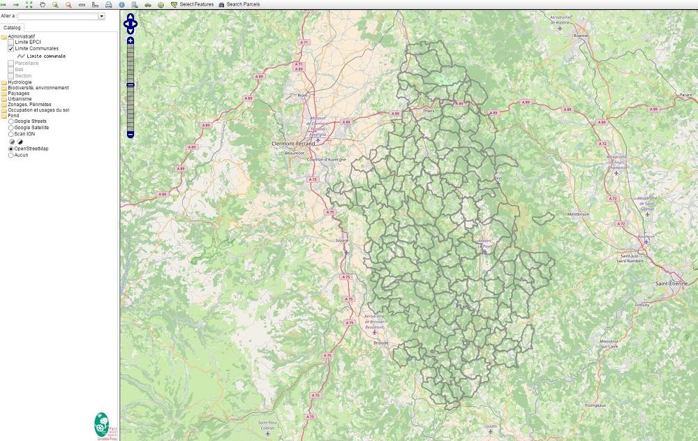 Atlas des richesses naturelles