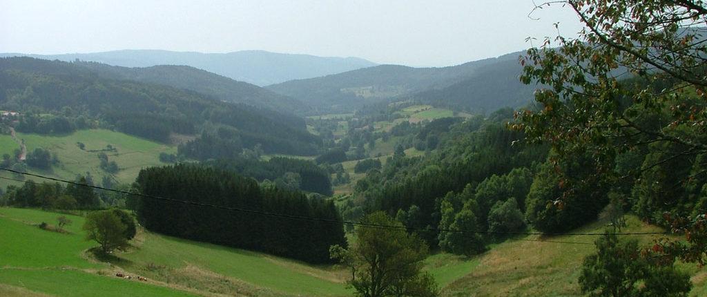 Haute vallée de l'Ance