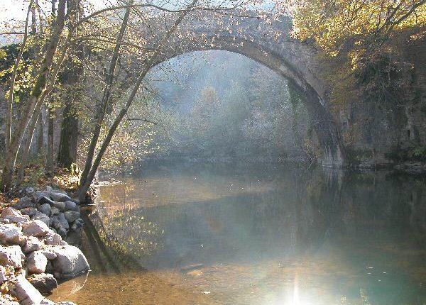 Le Pont de Meymont ou Pont du Diable