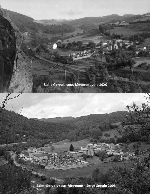 Reconductions de paysages