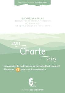 Charte du parc naturel régional Livradois-Forez 2011 - 2023