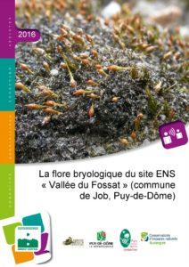 Inventaire des bryophytes - CBNMC - 2016