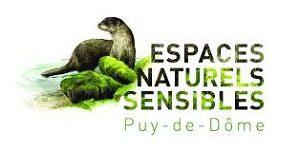 Logo Espaces Naturels Sensibles du Puy-de-Dôme