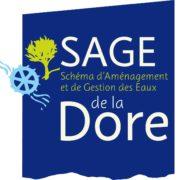 Logo du SAGE Dore