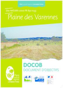 DOCOB Plaine des Varennes 1/4 Diagnostic et bilan