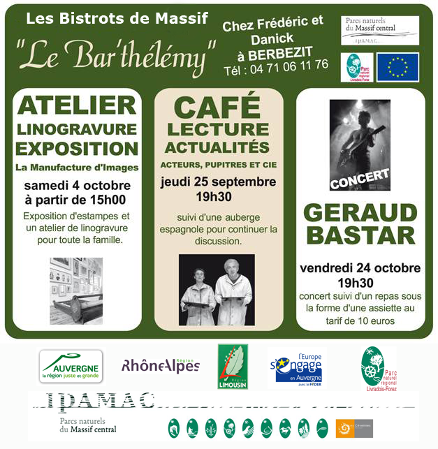 Flyer Le Bar'thelemy