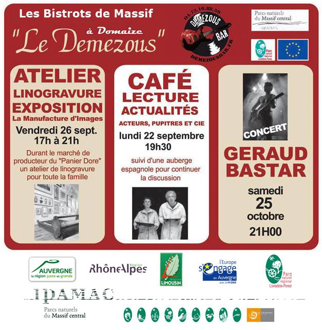 Flyer Le Demezous