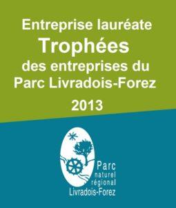 Trophée des entreprises 2013
