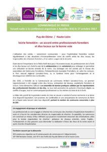 Communiqué de presse - 17/10/2017 (PDF - 1MB - nouvel onglet)