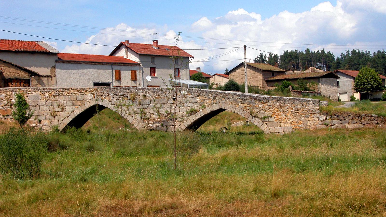 Pont de Masselèbre à Chaumont-le-Bourg