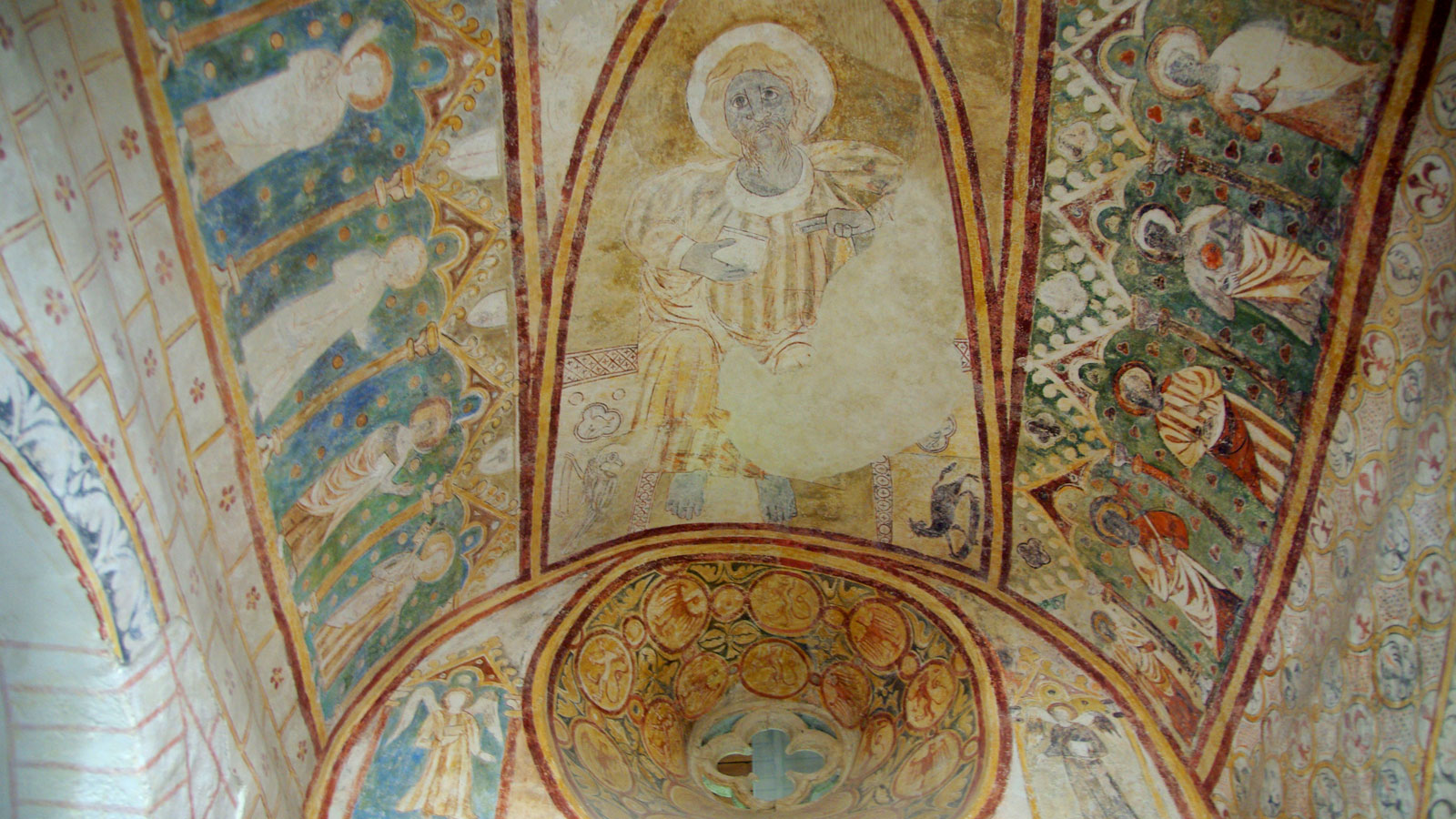 Fresques de Pignols