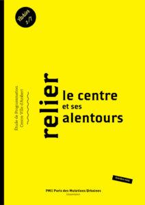 Etude centre-ville 2015 : Relier le centre