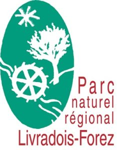 Logo du Parc naturel régional Livradois-Forez