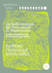 Notice cartographique des forêts présumées anciennes du Massif Central