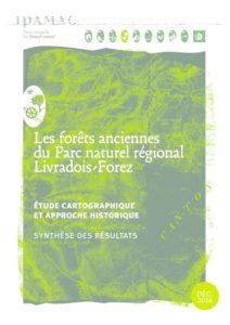 Notice cartographique des forêts présumées anciennes du Livradois-Forez