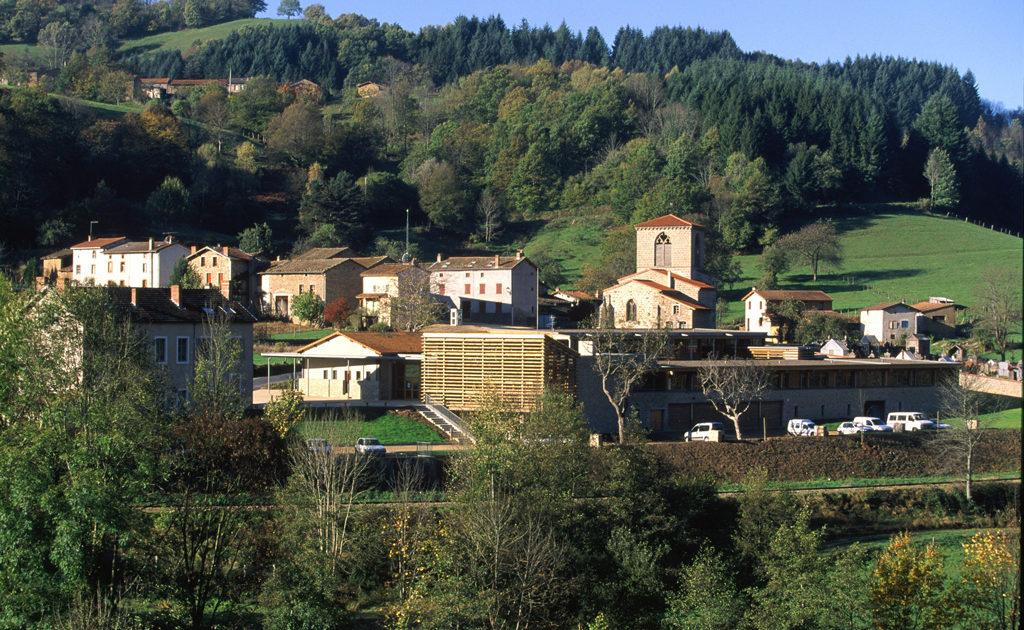 Saint-Gervais-sous-Meymont - Maison du Parc