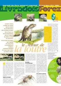 Journal du Parc n°1