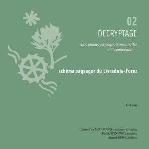 couverture Schéma paysager du Livradois-Forez - Livre 2