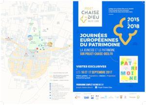 thumbnail of Journées Européennes du Patrimoine – La Chaise-Dieu
