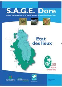 Etat des lieux du SAGE Dore - 2009
