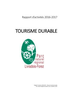 thumbnail of Bilan_tourisme-durable_PNRLF_2016-2017