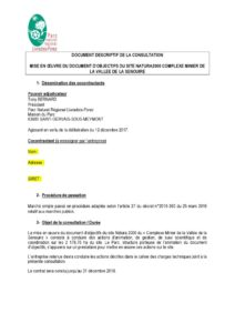Document descriptif