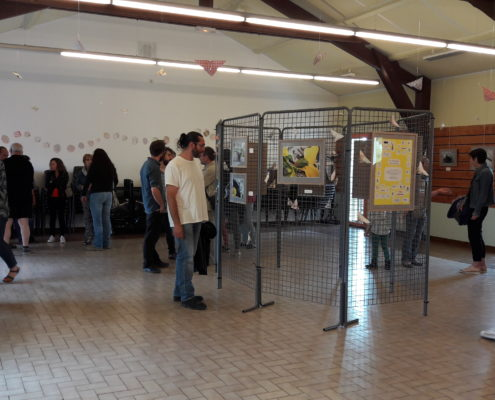 Vernissage_Peuple des Haies_Neuville