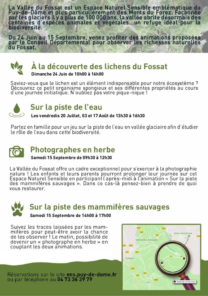 thumbnail of Vallée du Fossat verso