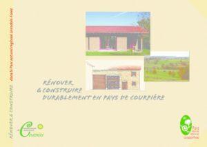 Rénover et construire en pays de Courpière