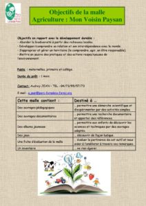 Malle Agriculture - MVP
