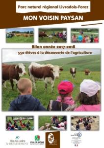 Bilan Mon Voisin Paysan Année 1 (PDF - 4Mb)