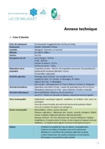 Annexe technique (PDF - 5Mb)