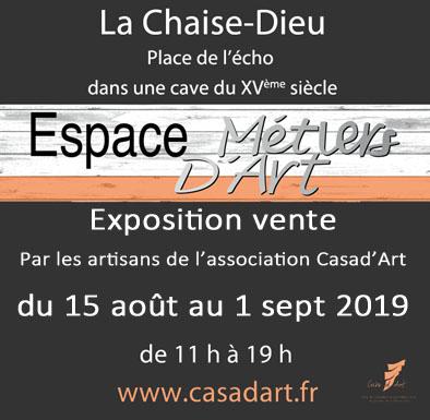 exposition casa d'art